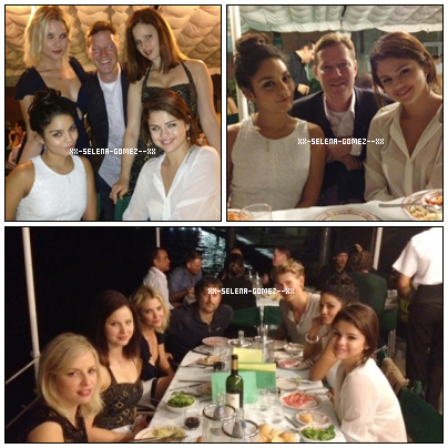 CANDIDS: SELENA GOMEZ EN ITALIE!