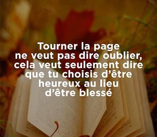 une autre page une autre vie