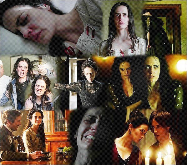 ● ● Penny Dreadful.