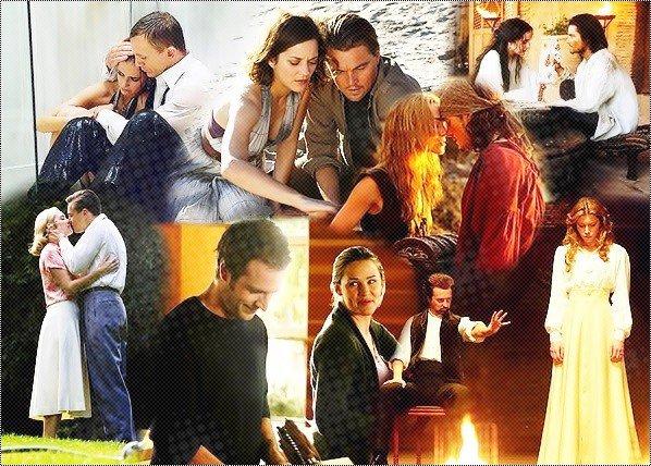 """● ● All you need is love""""On dit que lorsqu'on rencontre l' amour de sa vie, le temps s'arrête. Et bien c'est vrai, mais ce que l'on ne vous dit pas, c'est que quand le temps reprend son cours, il file à une vitesse folle pour rattraper son retard."""""""