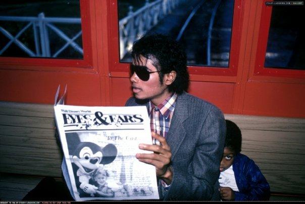 Michael Jackson ܤ
