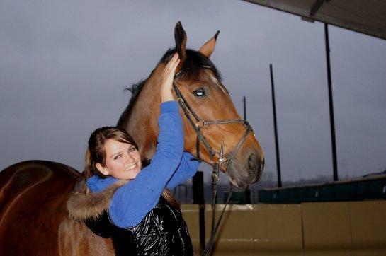 L'amour d'un cavalier pour son cheval est inexplicable