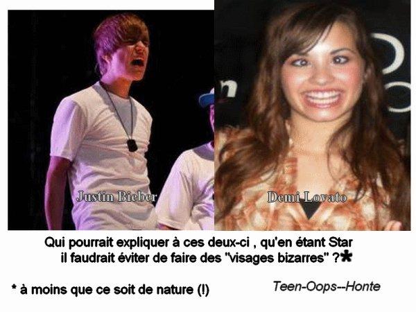 Justin Bieber & Demi Lovato