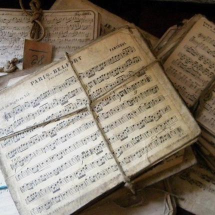 La musique est un art qui transmet le plus beau des message
