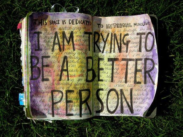 Je suis imparfaite, je n'y peut rien...