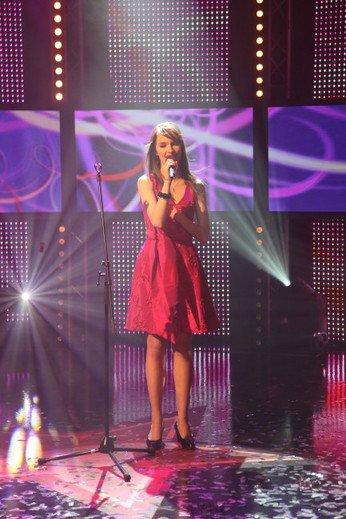 Sarah Meyer - Gagnante du concours Wanns de eppes kanns (en francais concours de talens)