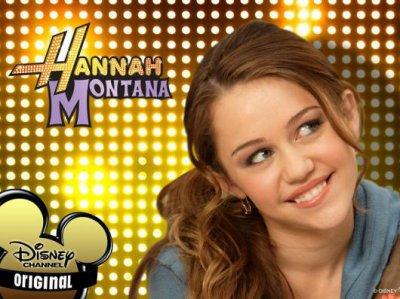 Miley Cyrus (Hanna Montana)