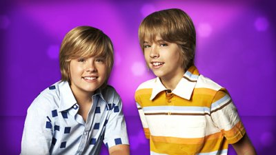 Dylan & Cole Sprouse , Zack et Cody