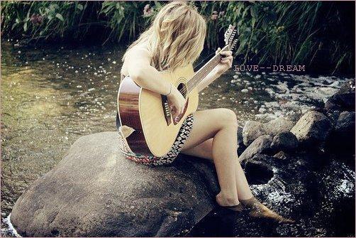 Lα musique est le lαngαge des pαssions.