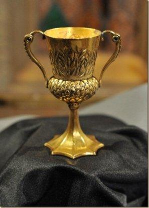 4ème Horcruxe - La Coupe de Poufsouffle
