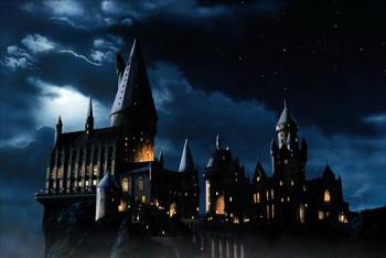 Ecole de Sorcellerie : POUDLARD