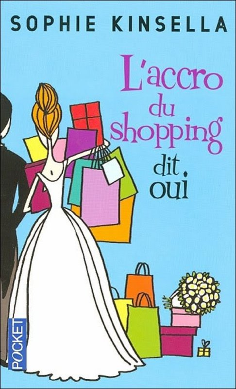 L'ACCRO DU SHOPPING DIT OUI Tome 3