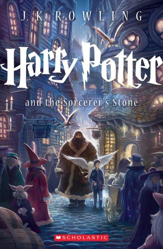 HARRY POTTER Tome 1 : A l'école des sorciers