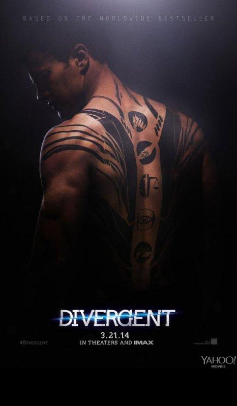 DIVERGENT Le Film 0.5