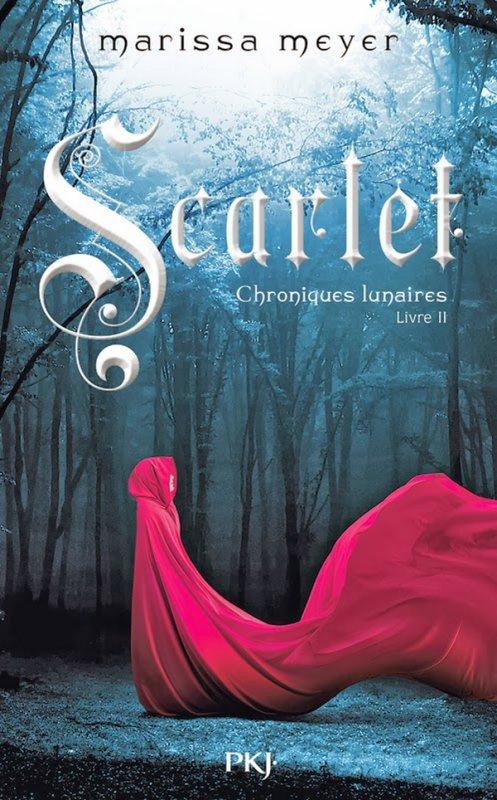 SAGA CHRONIQUES LUNAIRE Tome 2 :Scarlet