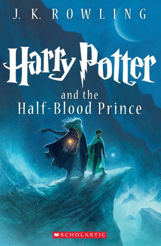 HARRY POTTER Tome 6 : Et le prince de sang mêlé