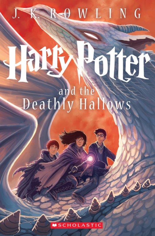 SAGA HARRY POTTER Tome 7 : Et les reliques de la mort