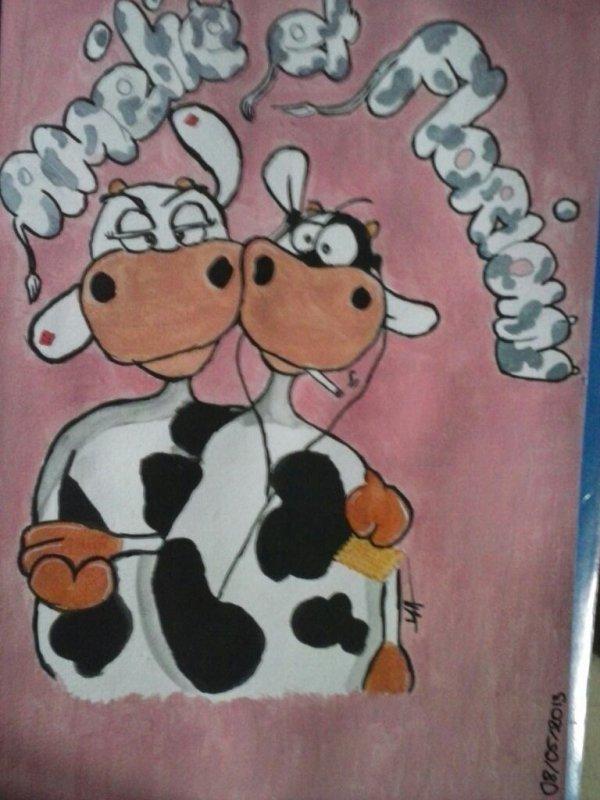 Vaches pour ma s½ur :)