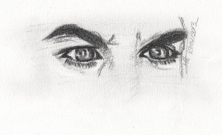 yeux de ... a vous de reconnnaitre!!!