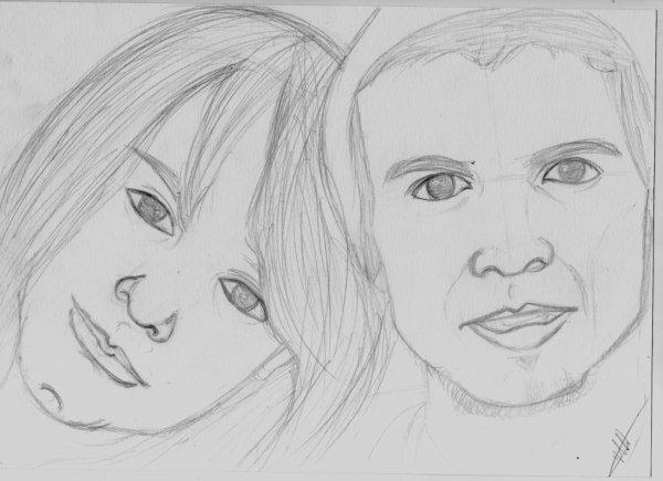 nouveaux portraits et son avancement