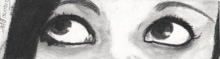 yeux :D