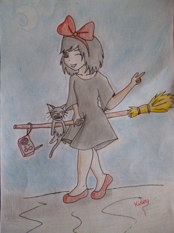 Kiki la petite sorcière (Kirby)