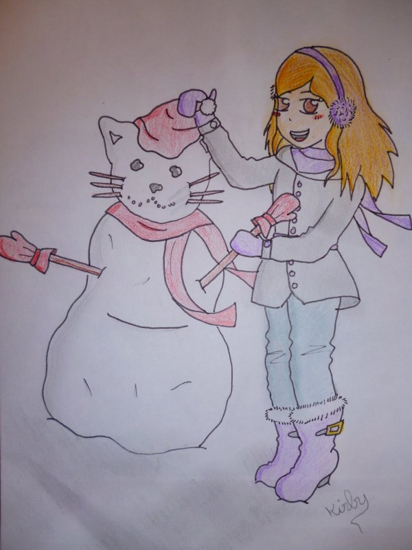 SnowCat (Kirby)