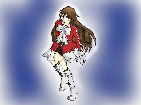 Alice de Pandora Hearts (Kirby)
