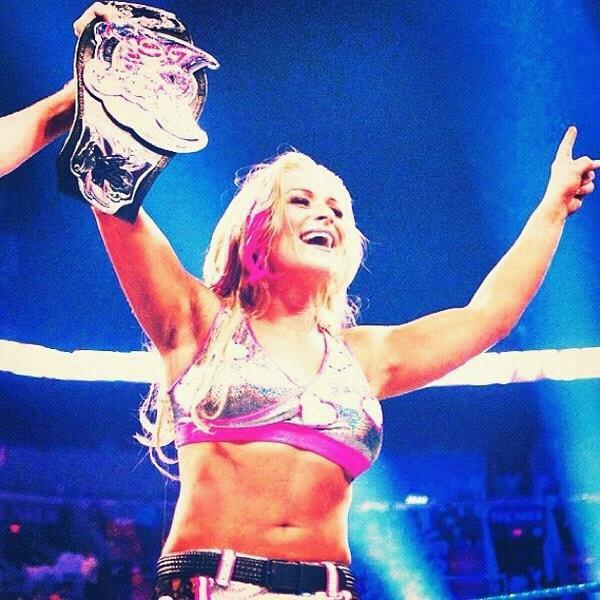 WWE DIVA (partie 1)
