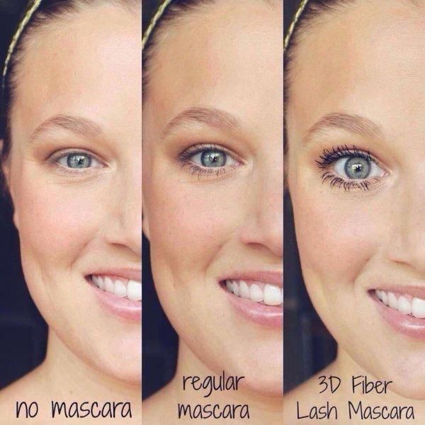 Mascara 3D Fiber Lash