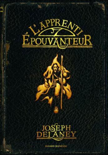 L'apprenti épouvanteur de Joseph Delanay