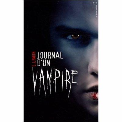 Le journal d'un vampire de L.J Smith