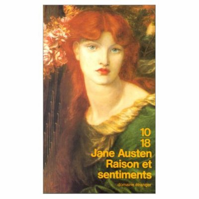 Raison et sentiment de Jane Austen