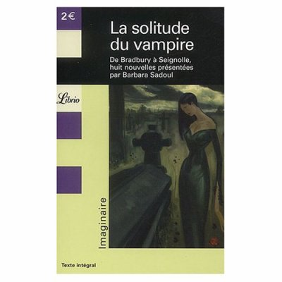 La solitude du vampire