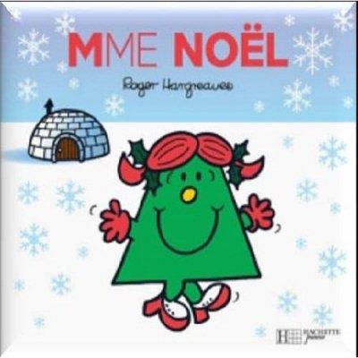 Mme Noël de Roger Hargreaves