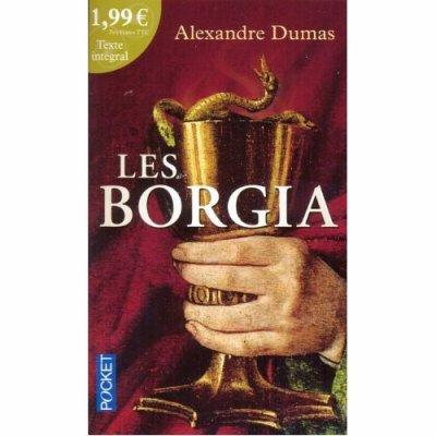 Les Borgia de Alexandre Dumas