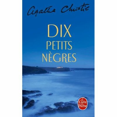 Les dix petits nègres d'Agatha Christie