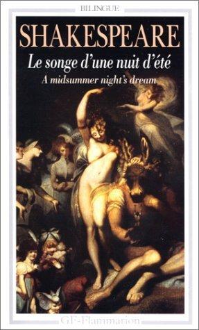 Le songe d'une nuit d'été de Shakespeare