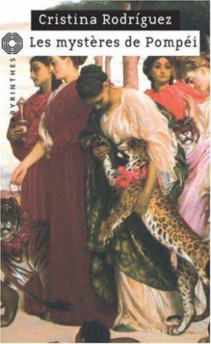 Les mystères de Pompéi de Cristina Rodriguez
