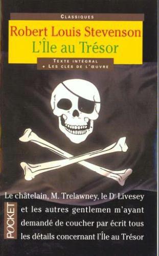 L'île aux trésor    de R.L Stevenson