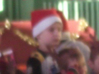 Nicolas fëte Noël