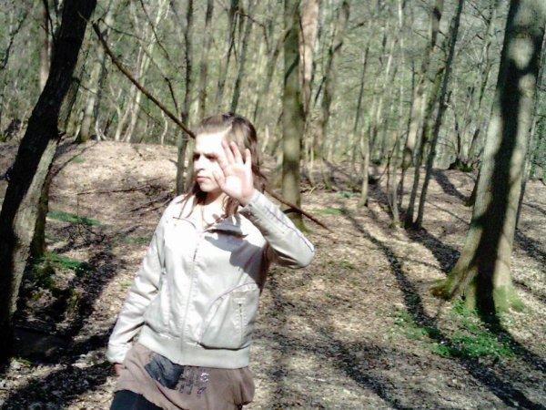 Une tite journée au bois trop cool
