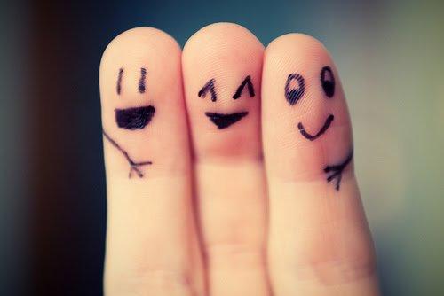 Freunde sind der Lichtblick in jeder Dunkelheit :)