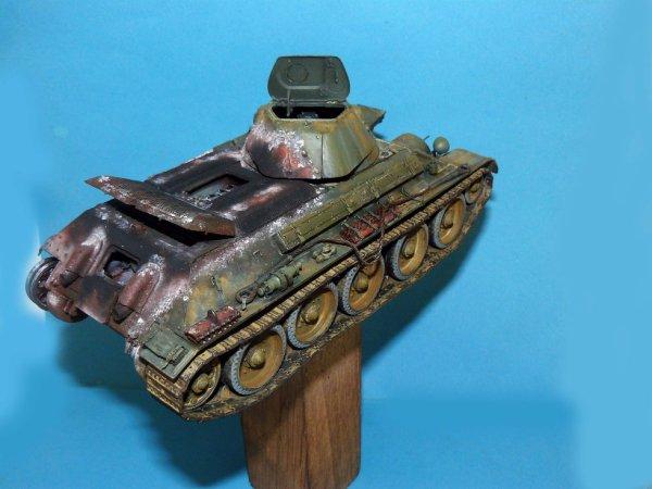 T34 Hors service