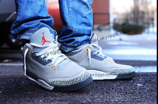 Les Jordan Les Chaussure les Plus Swag De l'annee 2011