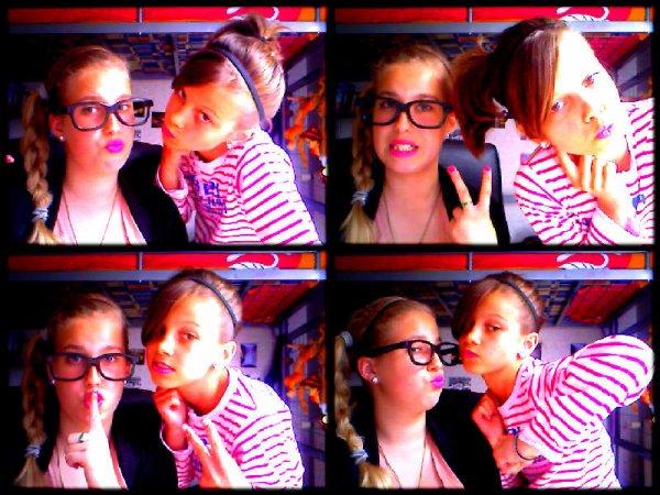 Yaelle & Mathilde