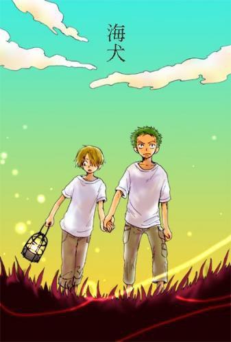 L'inconnu aux cheveux verts- Chapitre 13