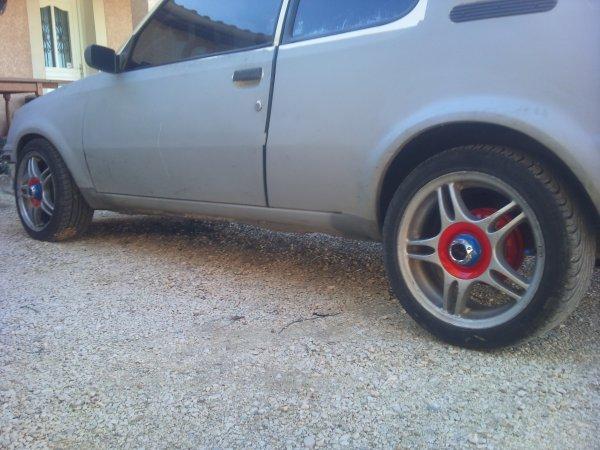 Ma voiture la petit 205