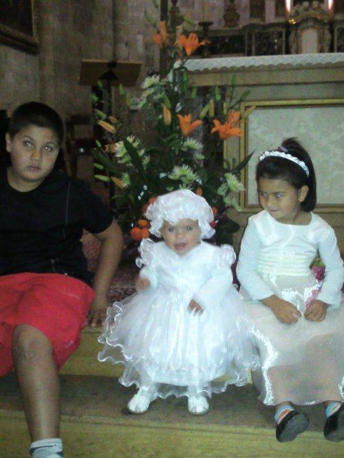 mes 2 fille te mon fils