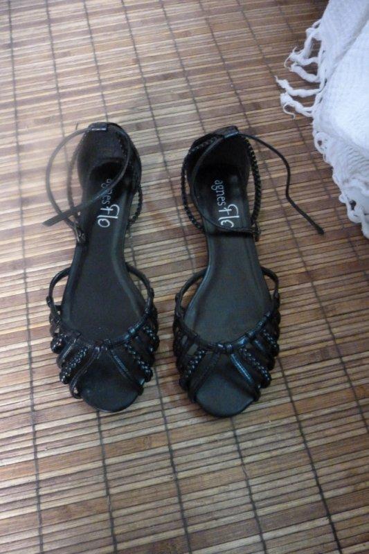 jolie chaussures noir